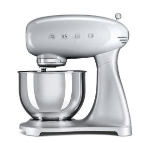 Smeg 50's Retro Style Silver Stand Mixer