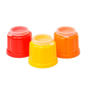 Set of 6 Jelly Moulds