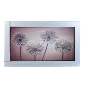 Lavender Gerbera Framed Picture