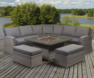 Create a warm ambience in the garden this summer