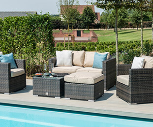 Choose from our extensive range of garden furniture