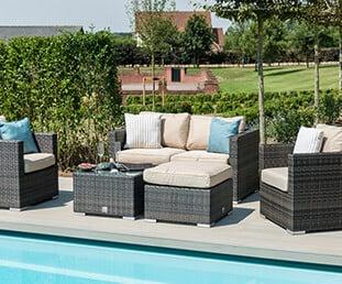Garden Outdoor Living Inspiration Ideas Housing Units