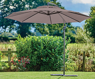 Shop our wide range of garden accessories including parasols, covers and much more